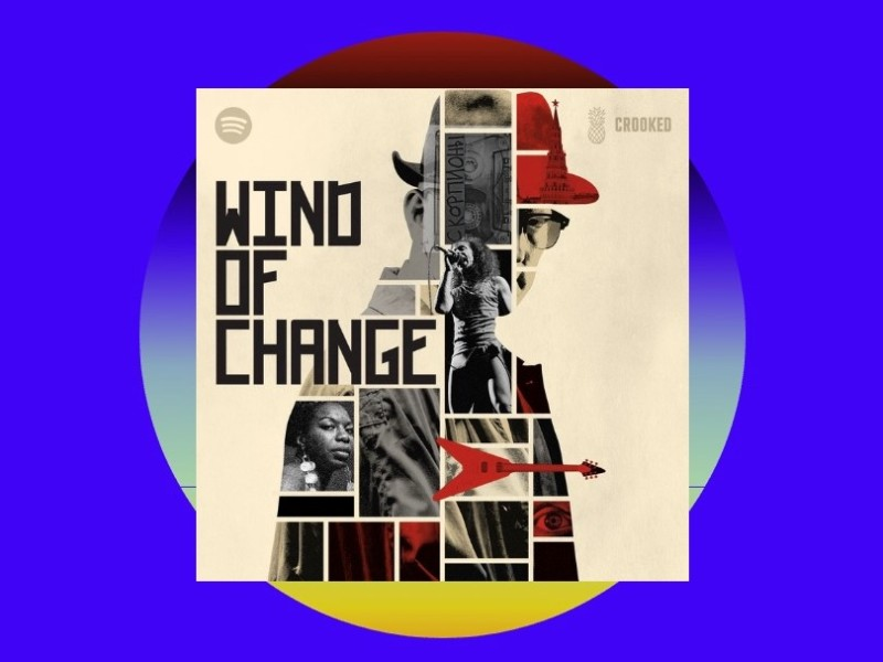 Artwork for the Wind of Change podcast